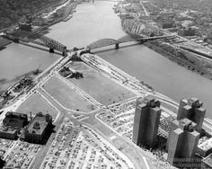 I think it would have been a bit easier to navigate Pittsburgh back then