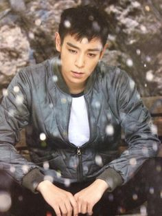 TOP (Choi Seung Hyun) ♡ #BIGBANG - 'The Commitment' Special Photo Book