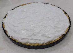 Pie de limón, receta chilena   En Mi Cocina Hoy Chilean Recipes, Chilean Food, Empanadas, Cheesecake, Lemon, Eat, Desserts, Natural, Limeade Recipe
