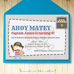 pirate birthday invitations pdf party printables invite pirate theme ideas editable invitation template themed treasure hunt