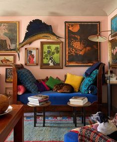 OUTSOURCESOL — Naty Abascal's Madrid apartment #interiordesign...