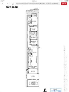 Very Clever Floor Plan