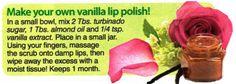 Vanilla Lip Polish
