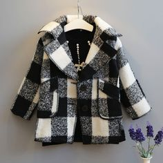 Dashingly sweet plaid jacket!! Perfect for the holidays, find it at dashingbaby.com