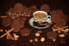 https://flic.kr/p/G7qzZa | Coffee and Chocolate