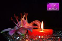Hidrogel+flores+corazones ALUZZA