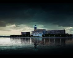 Museum of Underwater Antiquities- SiLO (Piraeus, Greece), Yianna Bouyioukou Architects, Sinas Architects, Maria Bitou