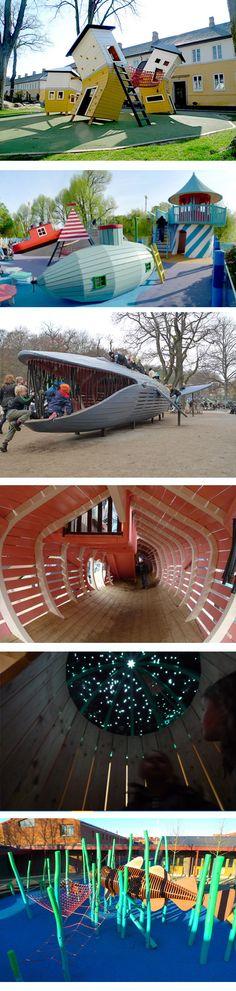 Playground criativo