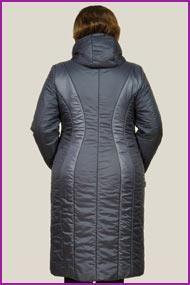 Пальто пуховики женские больших размеров