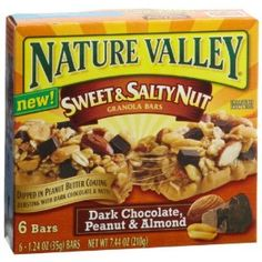these are the best granola bars ever! shout out to @Nature_Valley