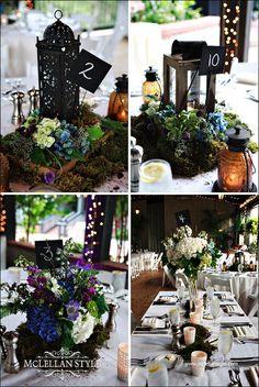 Image detail for -Great Ideas for Garden Wedding Decor! | Nashville Garden Weddings