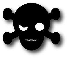 Magneetbord Wonderwall ® Piraat / Pirate