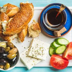 7 Mediterranean Diet Breakfasts to Make in 30 Minutes or Less | Heart healthy recipes can be delicious, too