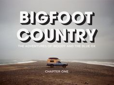 BIGFOOT COUNTRY: The Adventures of Woody and the Blue Ox on Vimeo