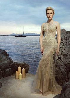 Cate Blanchett 2014 Cannes Vanity Fair Portrait