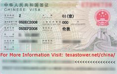 Traveling to China in the near future? Don't forget to apply for your U.S. passport and Chinese visa. #Travel #traveltheworld #Embassy