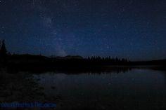 Mirrored Galaxy