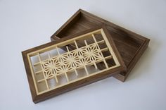 Kumiko Box by Geremy Coy