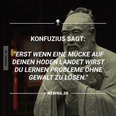 Konfuzius Sagt