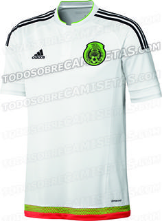 a217703682266 copa america 2015 shirts - Mexico Away Football Kits