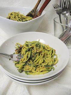 This Rawsome Vegan Life: pasta with creamy cheeze sauce