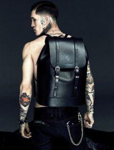 Vingle - 디자인은 블랙이다. - ABOUT BAG Making, Bag design, Artisan Technique, Introduce brand