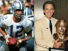 Dallas Cowboy QB - Roger Staubach Cowboys Football, Football Players, Football Helmets, Dallas Cowboys Rings, Tom Landry, How Bout Them Cowboys, Win Or Lose, Hockey Teams, Texans