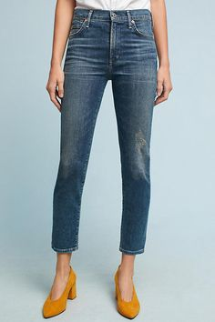 0a9c43b98ac37e 15 Best Jean hems and boots images
