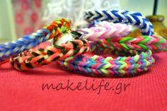 Ποιά είναι η νέα αγαπημένη ασχολία των παιδιών; Τα πολύχρωμα βραχιολάκια plexi flexi, που πλέκεις ολομόναχος, βάζοντας όλη τη δημιουργικότητά σου.