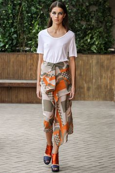 Rodebjer Spring 2014 Ready-to-Wear Collection Slideshow on Style.com