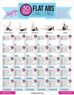 30 day ab challenge gray 72