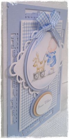 GorJessCardsnCrafts: Cards Baby