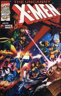 Uncanny X-Men #375-B (99')