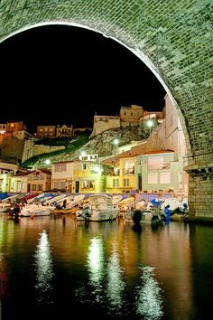 Marseille, France.  Been here nice place to get a beer and eat good food.