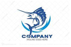 Logo for sale: Marlin Logo
