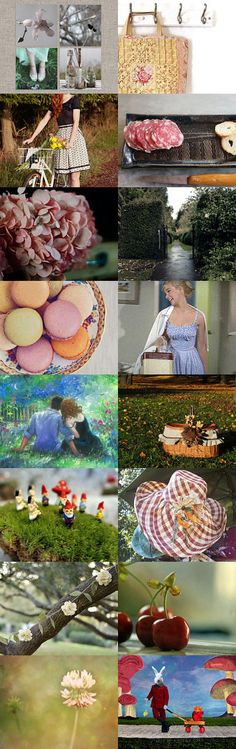 Romantic Pic Nic by 3buu on Etsy--Pinned+with+TreasuryPin.com