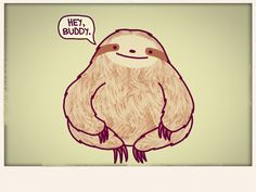 sloth tattoo - Google Search
