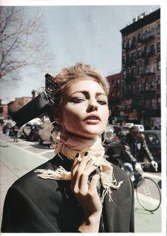 Downtown (Vogue Paris) - Inez van Lamsweerde and Vinoodh Matadin