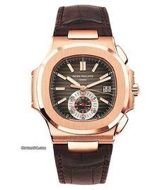 Patek Philippe [RARE & NEW] Nautilus 5980R-001 Rose Gold Chronograph (Retail:HK$447,300) ~ May Special: HK$423,000.