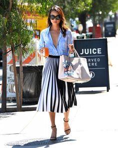 11 LOOKS DA JAMIE CHUNG POR AÍ - Fashionismo