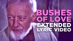 Bushes of Love, A Bad Lip Reading Parody of Ben Kenobi Giving Luke Skywalker a Musical Lecture on the Perils of Love New Music, Good Music, Star Wars Song, Rock Music News, Music Humor, Funny Music, Thing 1, Funny Posts, Musicals