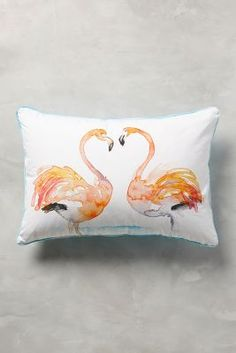 Watercolour Zoology Cushion