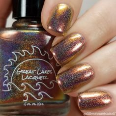 Great Lakes Lacquer - Copper Harbor