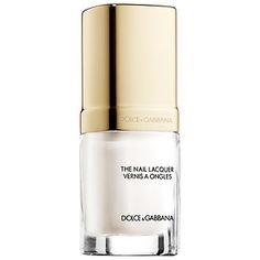 Dolce & Gabbana - The Nail Lacquer in 101 Innocence $25.50