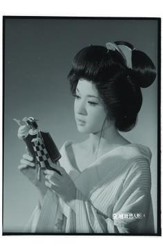Ayako Wakao 若尾文子 / 映画「越前竹人形」1963年 水上勉原作