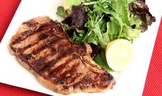 Succulent Marinated Steaks Recipe