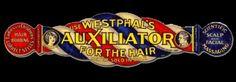Auxilator Sign - Barber Signs - www.garageart.com Vintage Signs For Sale, Barber Sign, Mechanic Shop, Garage Art, Pontiac Gto, Antique Metal, Metal Signs, Pin Up Girls, Decor