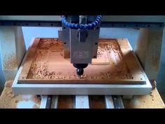 Pengerjaan Jasa dan pembuatan mesin CNC - YouTube