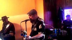 HD American Blues - Curve Bar Blues party Perry Weber, Robert Stroger, Jimi Schutte, and Benny Rickum. April 25, 2014