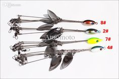 Wholesale New Arrival ! Umbrella Bait Alabama Rigs Led Fishing Lure Senko Fishing Lure From Atuomoto, $25.74| Dhgate.Com